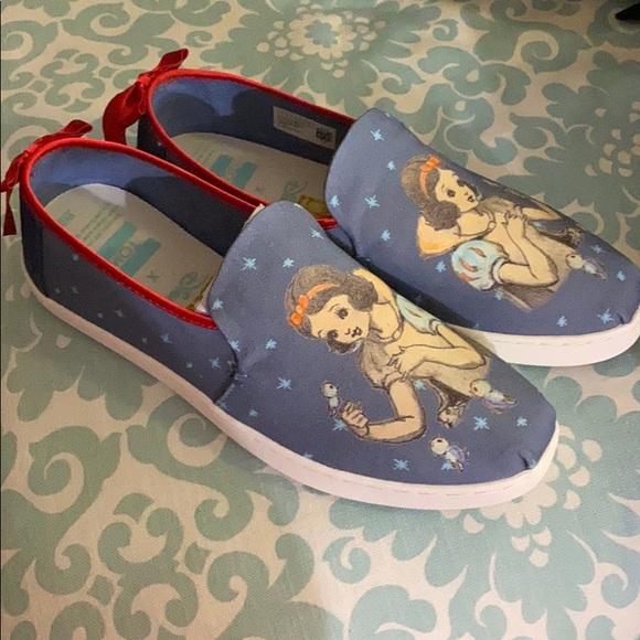 Toms Shoes | Toms Disney Edition Snow